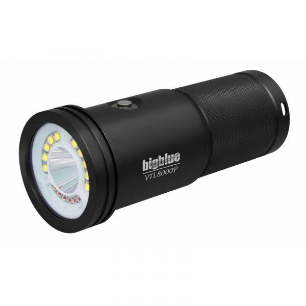 BigBlue VTL8000P - Dual-Beam Video/Technical Light