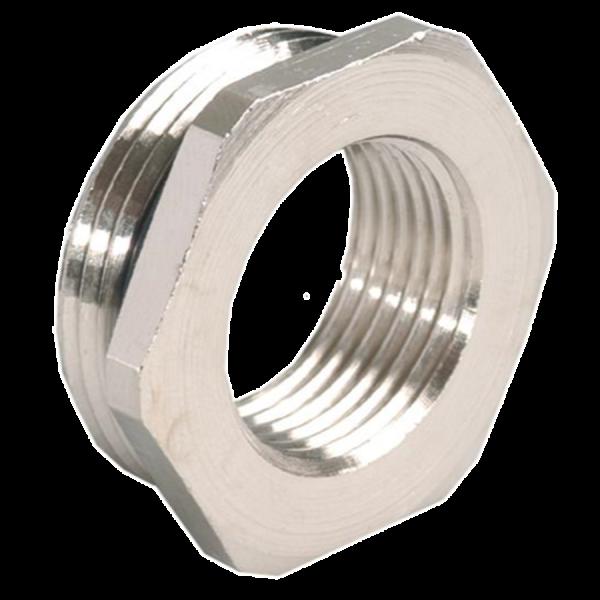 Reduzierstück für Kabelverschraubung M16x1,5 AG -> M12x1,5 IG