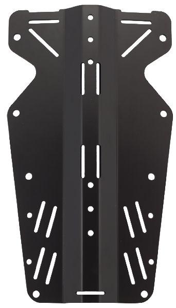 Scubaforce Black Devil Skeleton Backplate long