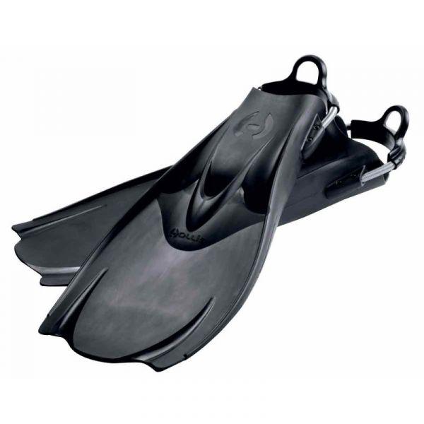 Hollis F1 Bat Fins mit Springstraps