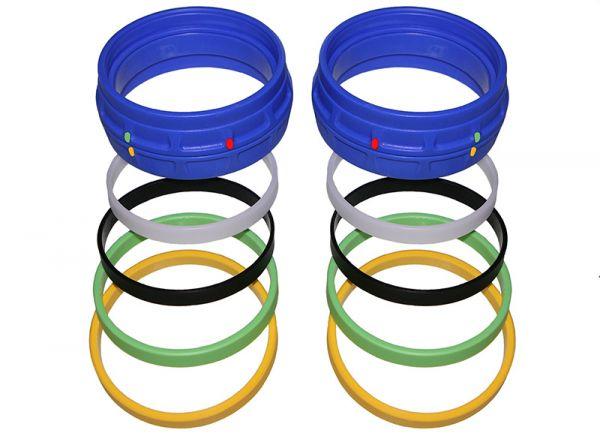 Trockenhandschuh-Ringsystem VDS SMART
