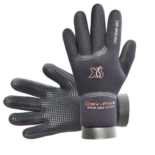 Handschuhe 5mm Dry Five