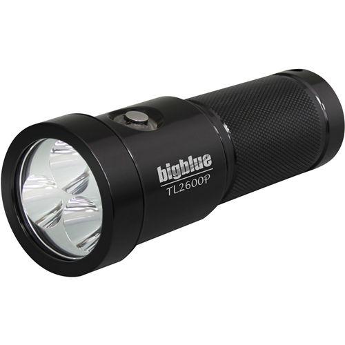 BigBlue TL2600P Narrow-Beam Tech Light