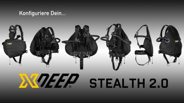 XDeep Stealth 2.0 Set Konfigurator