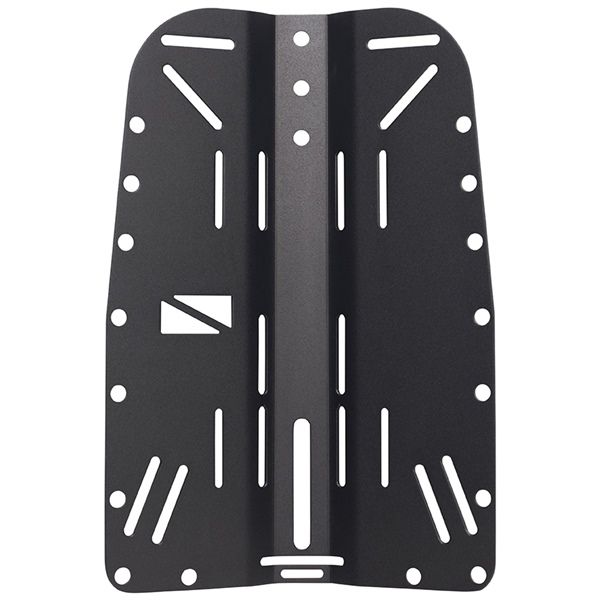 Scubaforce Aluminum Backplate