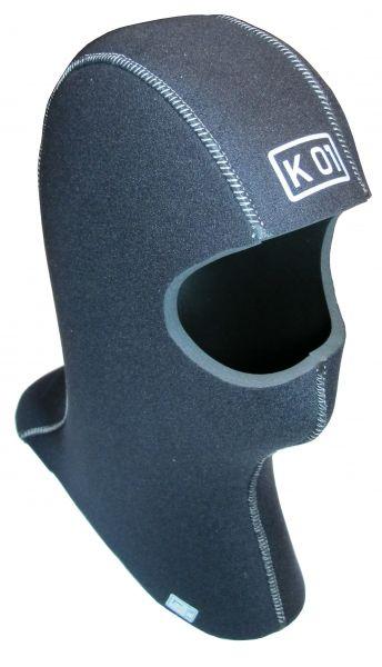 Spyder K01 Kopfhaube - 8mm mit Kragen