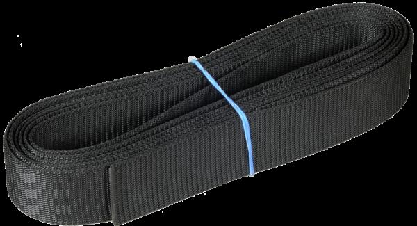 Harness Gurtband mittelfest - Meterware