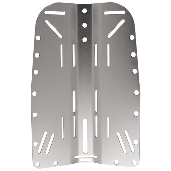 Scubaforce Standard Steel Backplate