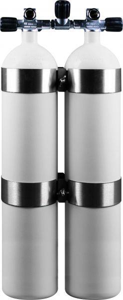 Doppelgerät D 12 Flachboden 232 bar DIR-Style & TüV