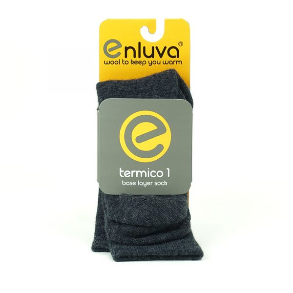 Enluva Socken termico - BASE LAYER / Untersocken