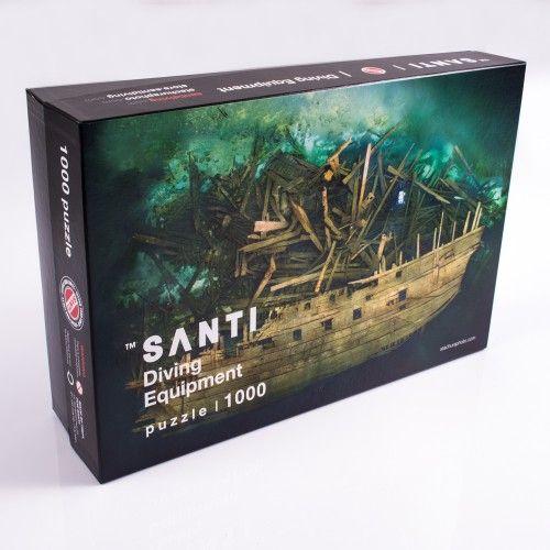 """Santi Puzzle """"MARS"""""""