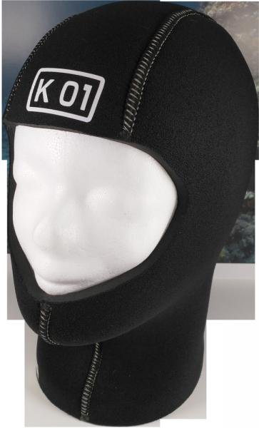 Spyder Kopfhaube K01 - 8mm