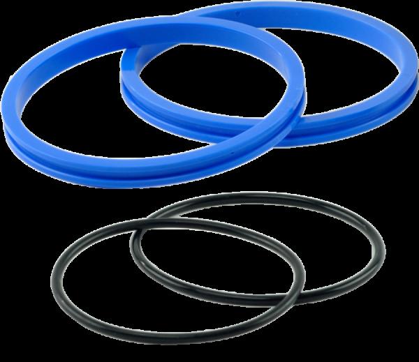 RoLock Ring 1 blau - zur Montage von Handschuhen mit festem Innenfutter Gr.M