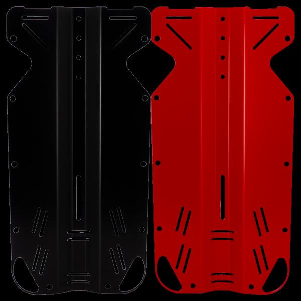 Scubaforce Blade Sidemount Backplate - verschiedene Varianten