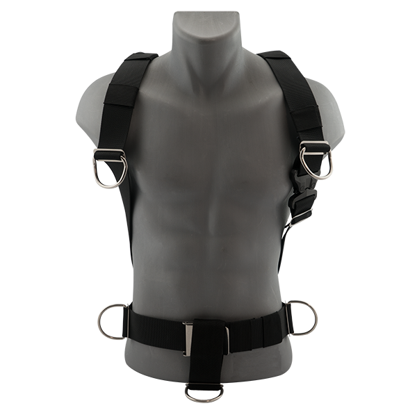 Scubaforce Cobra GT Harness Tech