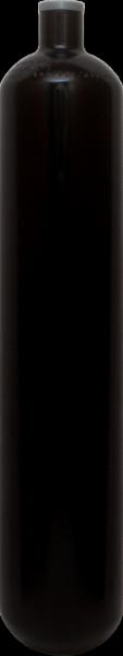 Stahlflasche 3l komplett inkl. TÜV