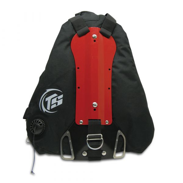 Toddy Style Sidemount System TS1 – Cordura