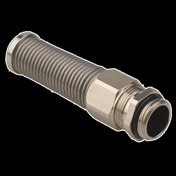 Kabelverschraubung mit Knickschutz M12x1.5