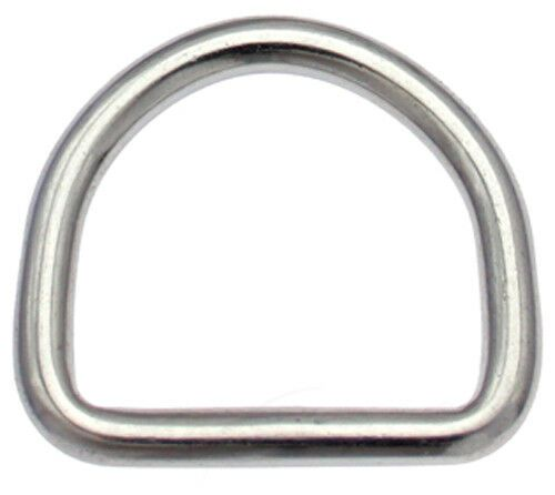 D-Ring 25mm gerade