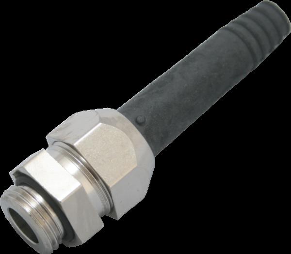 Kabelverschraubung mit Knickschutz M16x1.5