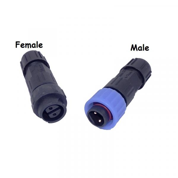Stecker für Heizsystem - Paar