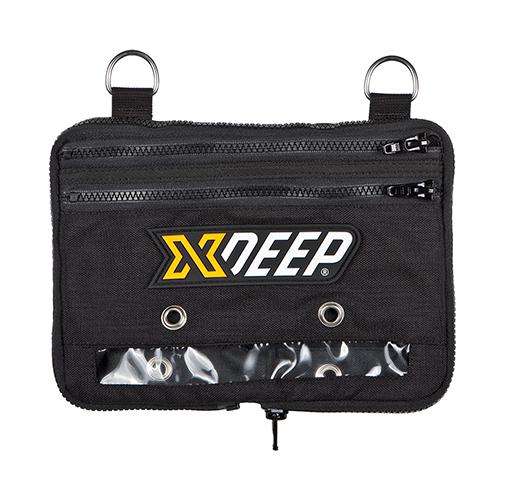 XDeep Sidemount Tasche vergrößerbar