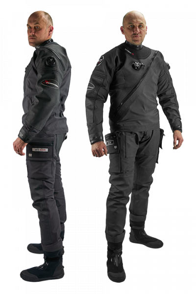 DEMOANZUG - SCUBAFORCE XPEDITION SE - XL men