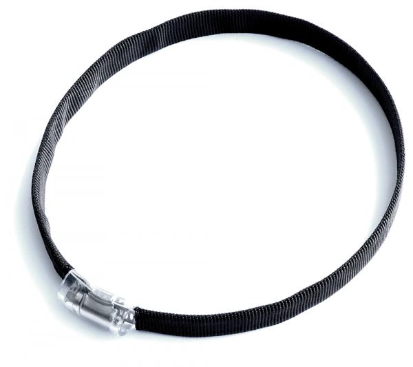 Gewebeschlauch / Cover Tube für Edelstahl Schellen